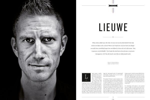 Interview met Lieuwe Westra