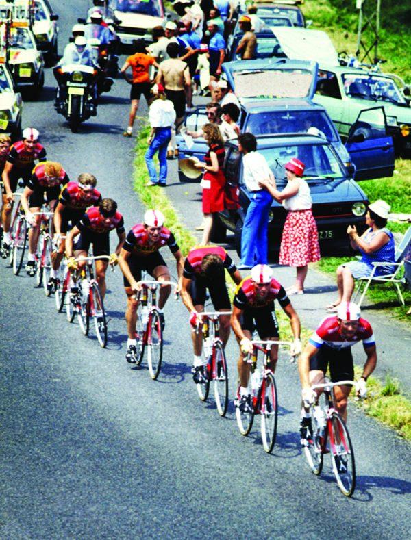 TI Raleigh Team. Image: Cor Vos