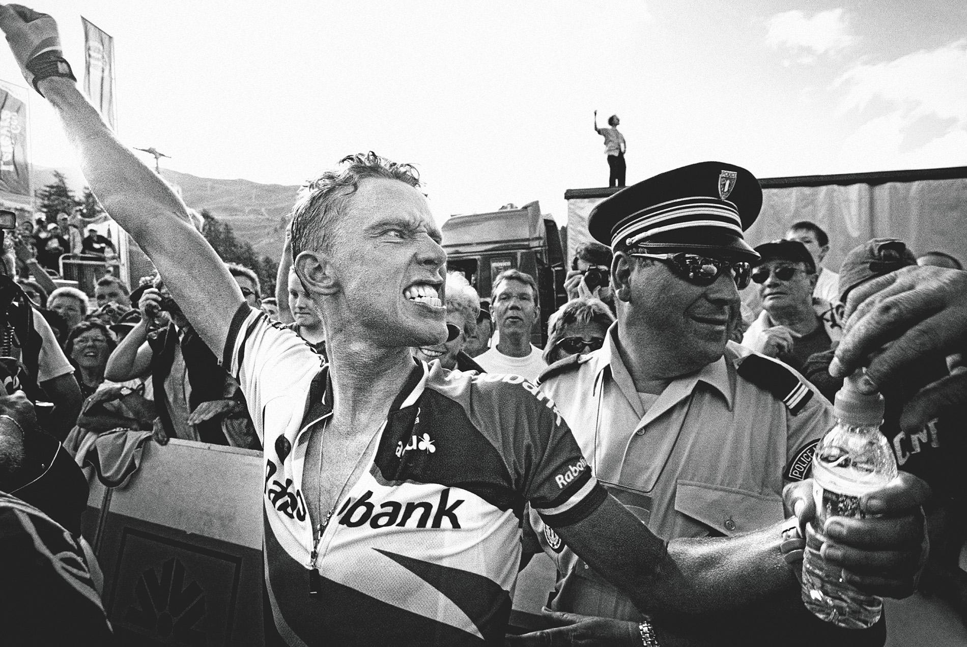 Michael Boogerd, stage 16, 2002