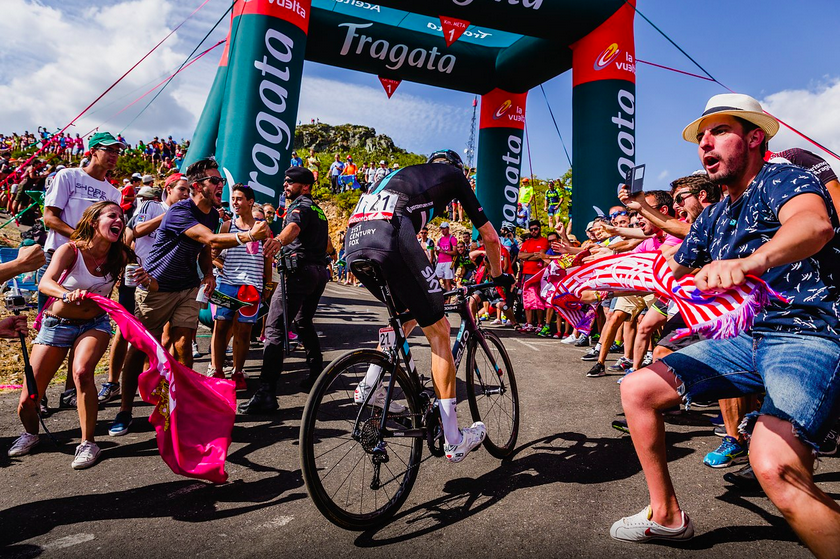 Image: Marshall Kappel Click image to view full Vuelta gallery