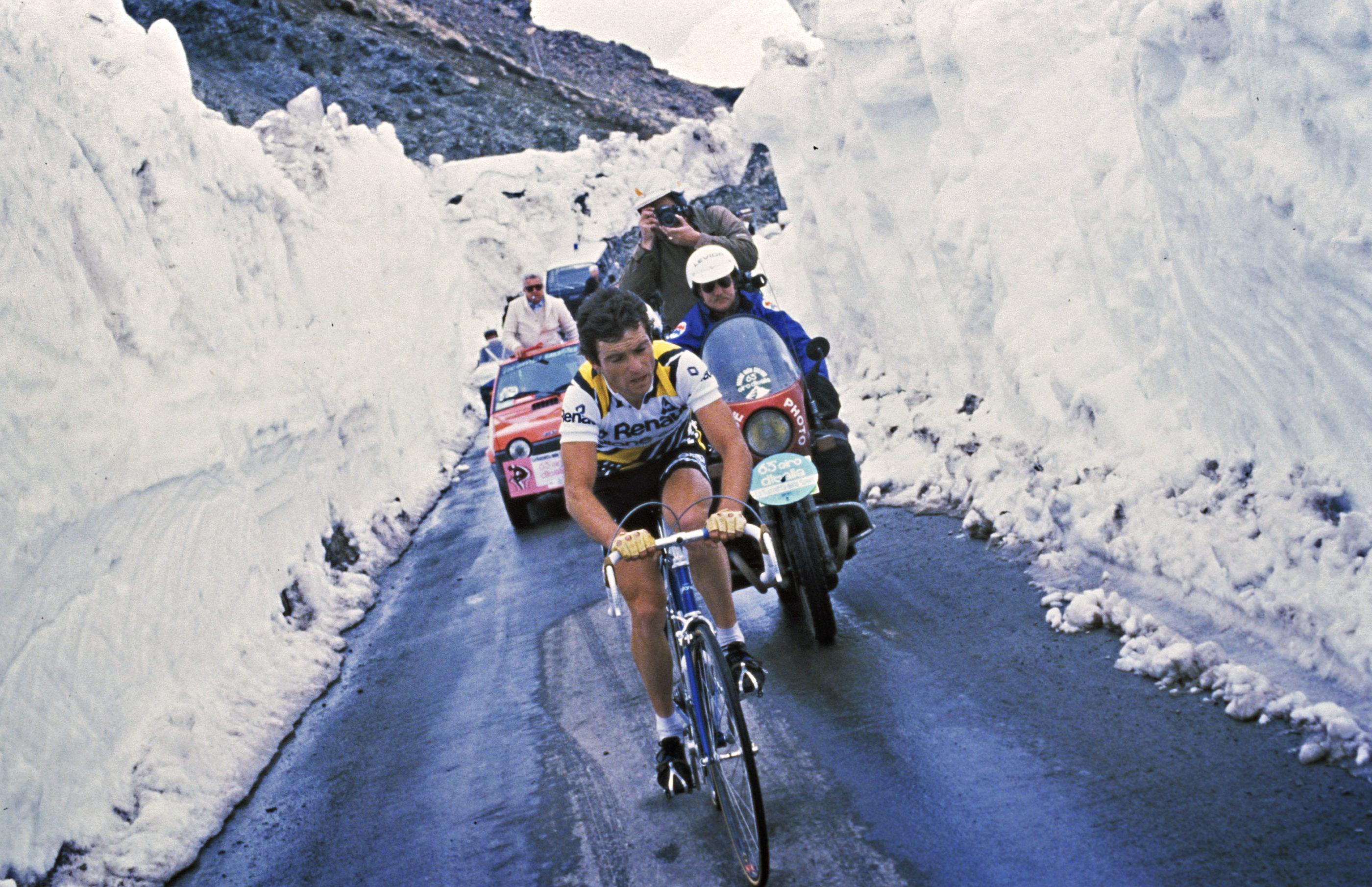 Soigneur - Part 3  A Badger in the Snow 84c73ac87