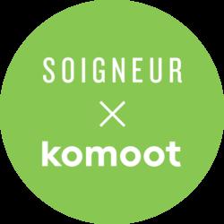Soigneur x Komoot